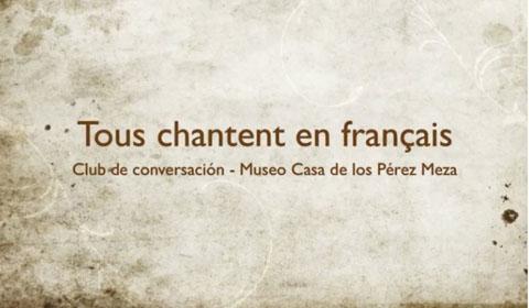Tous chantent en français-m